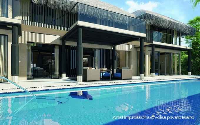 Velaa Private Island Private Residence