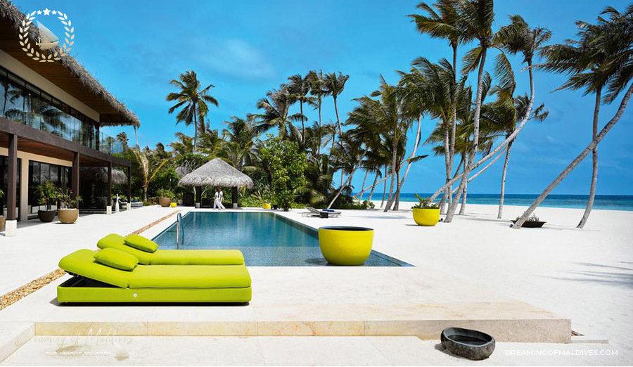 TOP 10 Hôtel de Rêve des Maldives 2018.  Velaa Private Private Island #7