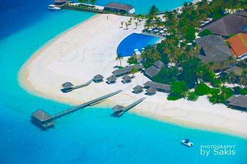 Velassaru maldives photo aerial