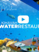 Anantara Kihavah Villas Maldives Underwater Restaurant VIDEO