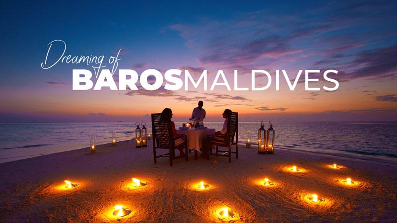 BAROS MALDIVES OFFICIAL VIDEO