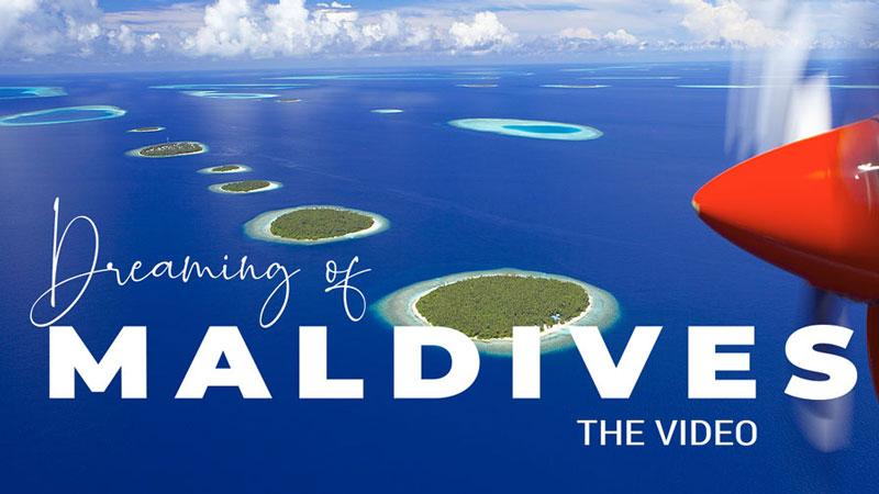 THE MALDIVES ISLANDS TRAVEL VIDEO