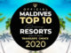 Video TOP 10 Maldives Best Resorts 2020