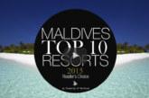 TOP 10 Maldives Resorts 2015 Video