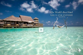 Video of the World's Best Hotel 2015 - Gili Lankanfushi Maldives