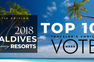 2018 Best Maldives Hotels. Vote for your Dreamy Resort !