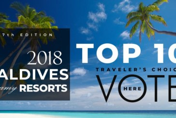 2018 Best Maldives Hotels. Vote for you Dreamy Resort