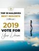 2019 Best Maldives resorts