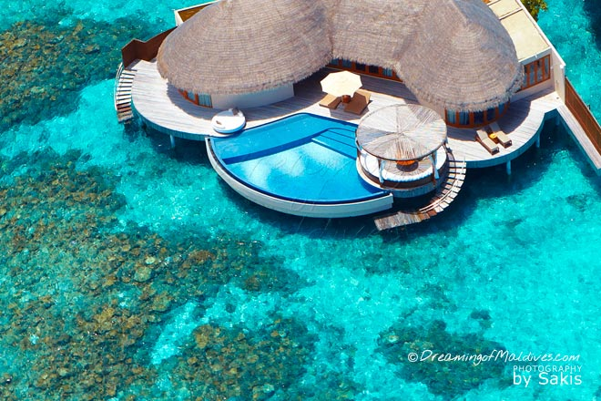 W Maldives best maldives water Villas