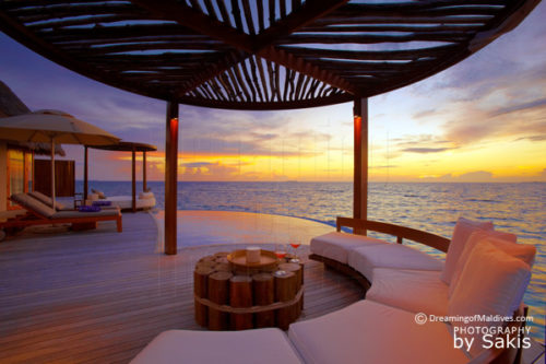 W retreat and spa maldives (Photo of the Day: W Retreat and Spa Maldives)