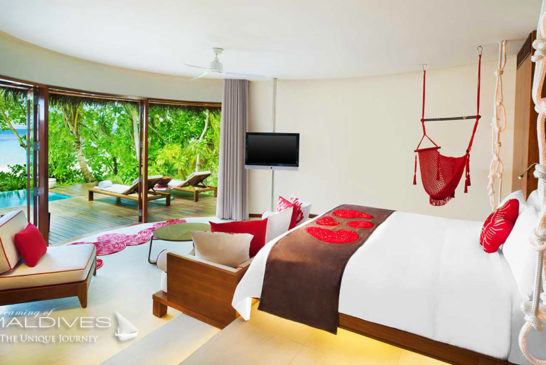W Maldives Sexy Villa