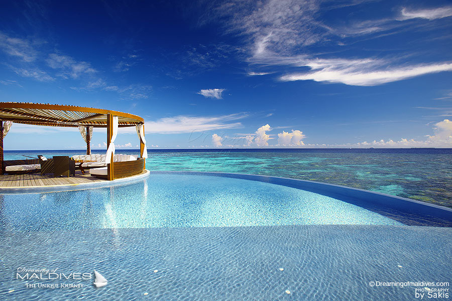 W Retreat & Spa Maldives Number 4 - TOP 10 Maldives Resorts 2014