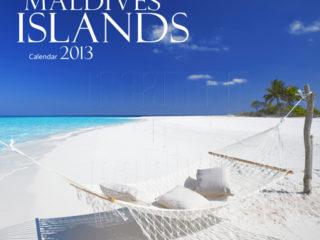 Wall Calendar 2013 Islands Maldives