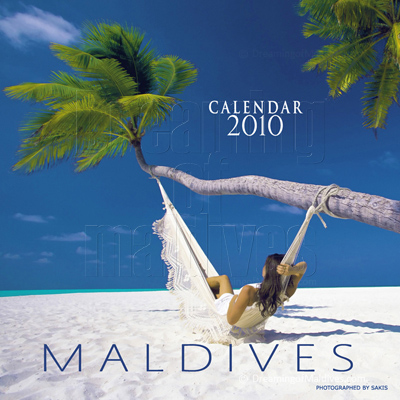 Islands Wall Calendar Maldives. Dreaming of Maldives Edition 2010