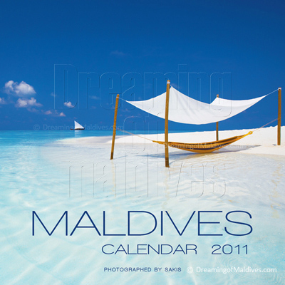 Islands Wall Calendar Maldives. Dreaming of Maldives Edition 2011