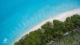 Maldives Beach Aerial Photo Free Wallpaper
