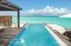 Water Villa with Pool at Fairmont Maldives Sirru fen Fushi. Photo Credit Fairmont Maldives