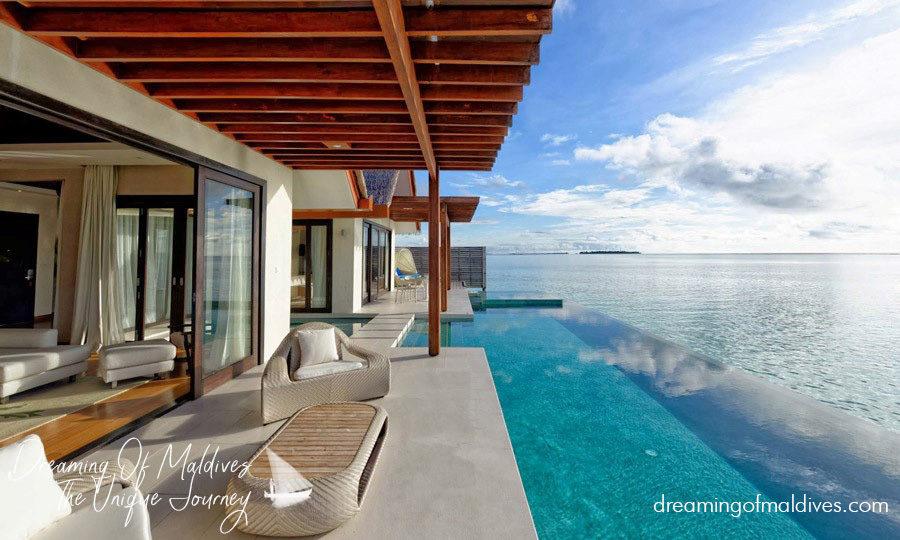 Water Villa with Pool at Niyama Maldives