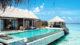 Water Villa with Pool at Shangri La's Villingili.
