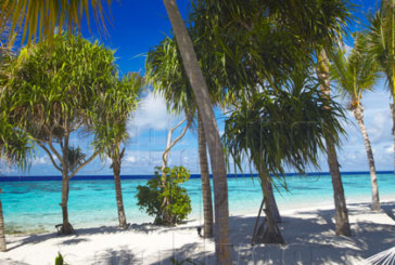 Now closed. Competition: Guess the Resort and win a superb 2012 Maldives Wall Calendar! Jumeirah Dhevanafushi