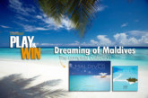 Win Dreaming of Maldives Complete Collection !