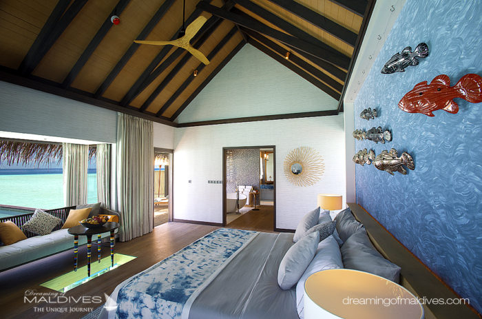 Wind Villa With Pool - Bedroom With View