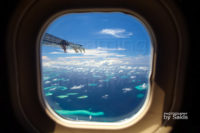 Photo of the Day : Maldives aerial view. A Window Seat Please!