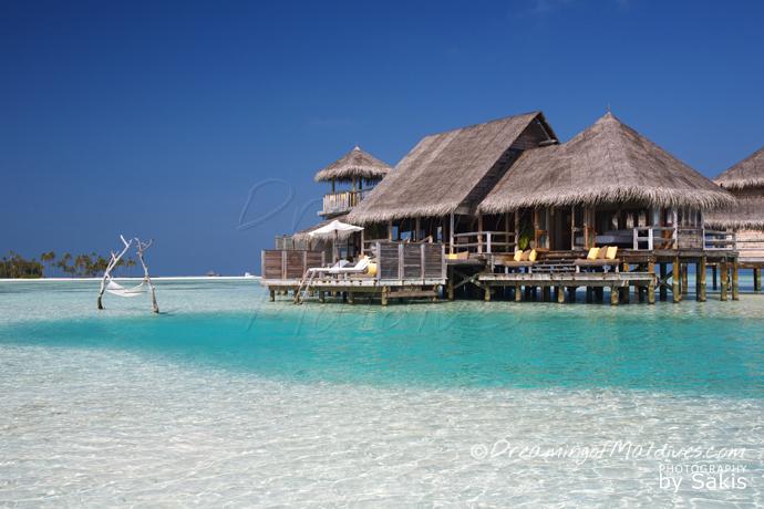 world largest water villa maldives private reserve resort gili lankanfushi