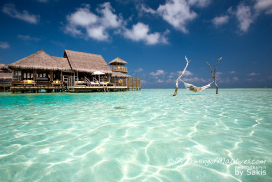 The Largest and Most Incredible Water Villa in The World. Enter and Discover The Private Reserve in 32 New Photos