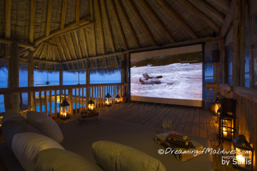 The Private Reserve Private Cinema