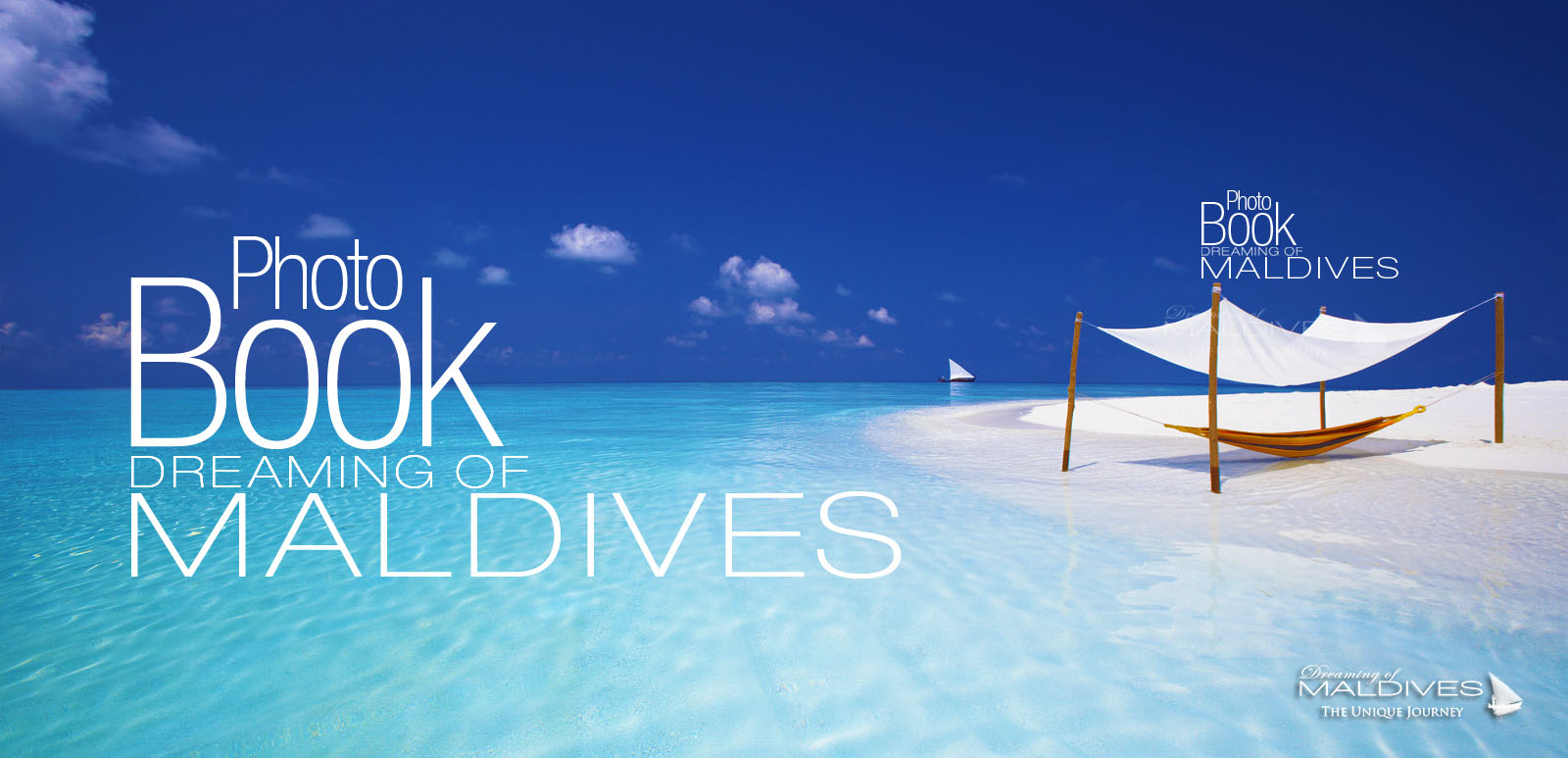 Maldives Photo Book - Dreaming of Maldives
