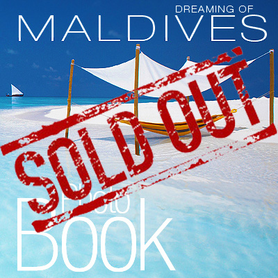 Maldives Photo Book Dreaming of Maldives