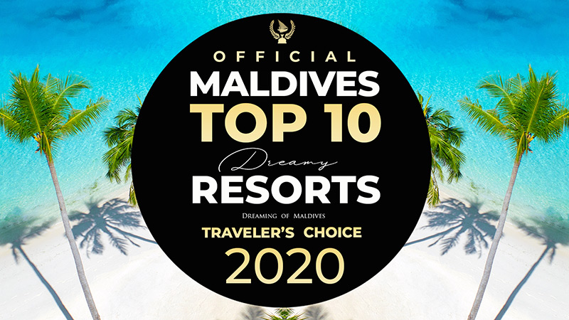 TOP 10 Best Maldives Resorts 2020 Official Video