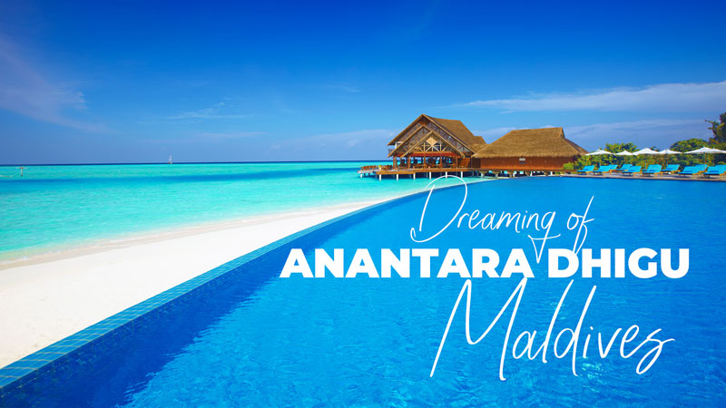 Anantara Dhigu Maldives Resort Dreamy Video. Highlights