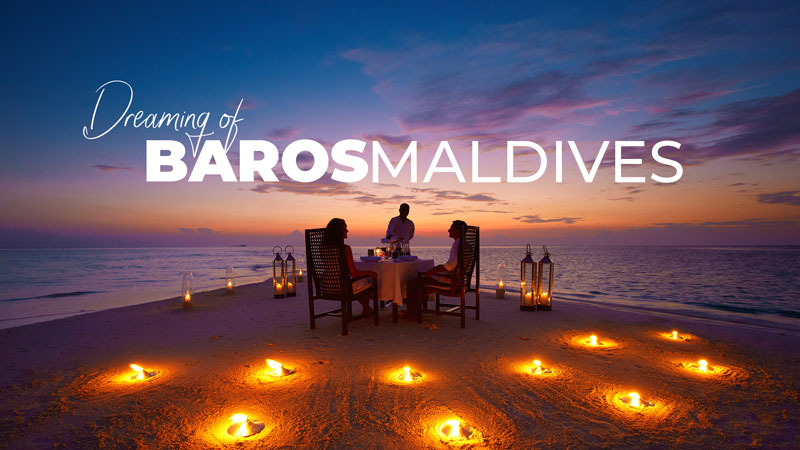 Baros Maldives Resort Official Video