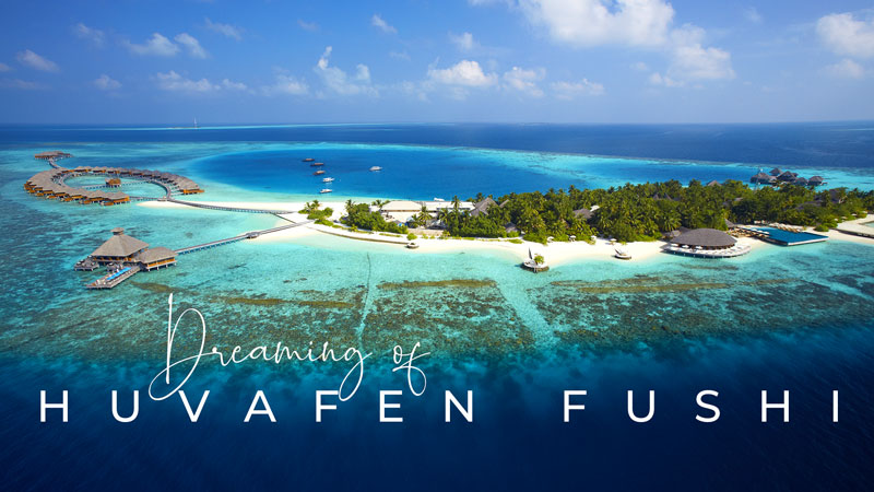 Huvafen Fushi Maldives Resort Dreamy Video. Highlights