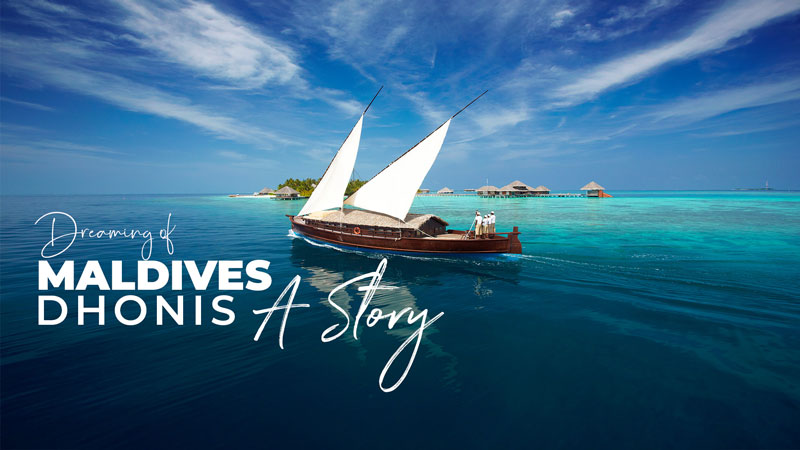 Video of The Maldivian Dhonis. The Traditional Maldives Boats
