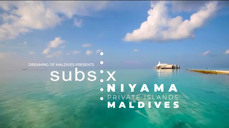 Maldives Resort Video