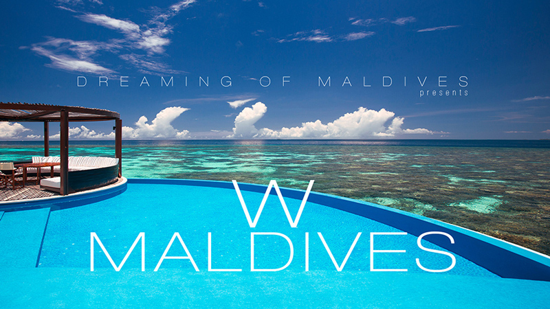 W Maldives Resort Video