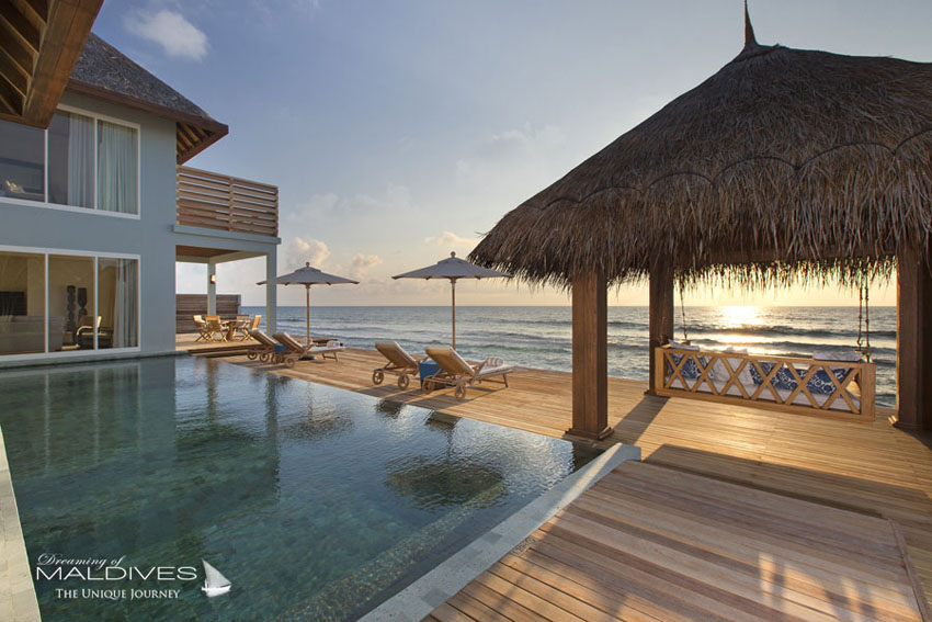 Naladhu Maldives Two Bedroom Pool Residence
