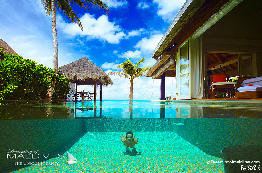 Naladhu Maldives - The Houses Private Pool