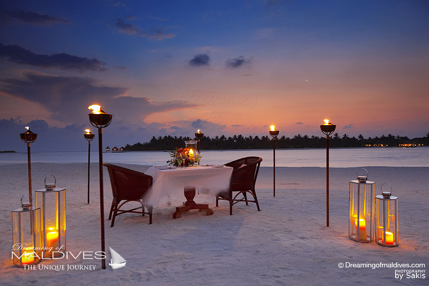 Naladhu Maldives Luxury Resort Photo Gallery