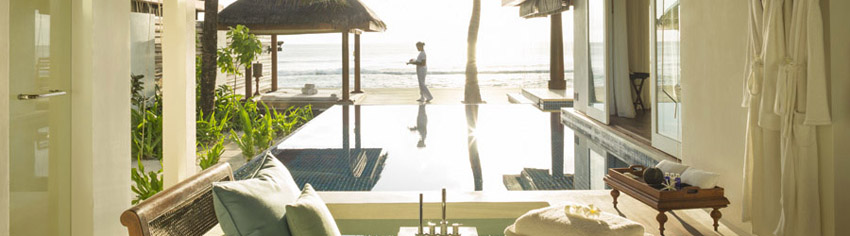 Naladhu Maldives Anantara holistic Spa Retreat