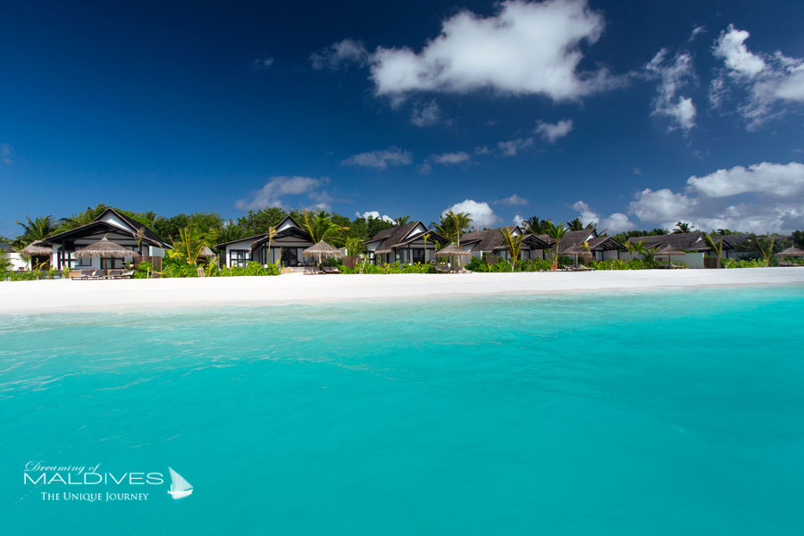 OZEN at Maadhoo Maldives Beach Villas