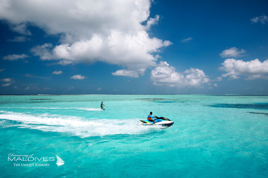OZEN at Maadhoo Maldives Watersports