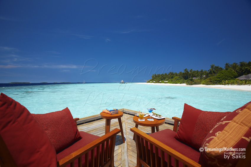 Anantara Kihavah Maldives - Sky, View from the Roof Top