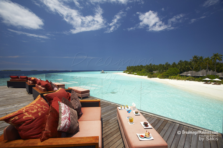Anantara Kihavah Maldives - Sky Panoramic Lounge Bar