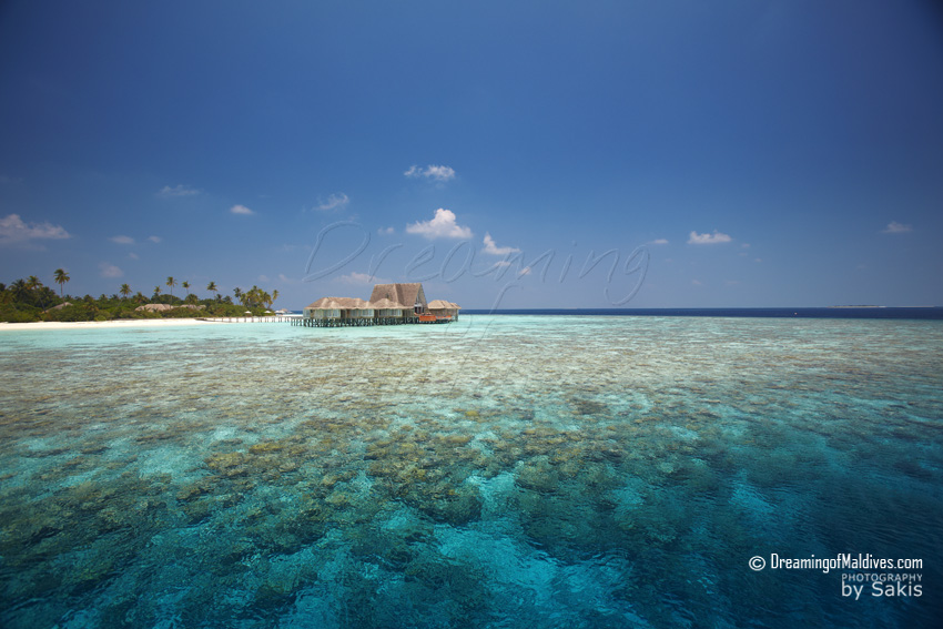 Anantara Kihavah Maldives - The Over Water Spa