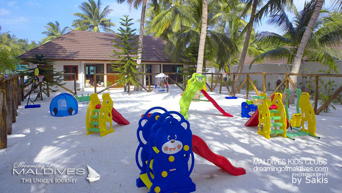 Lily Beach Maldives Kids Club
