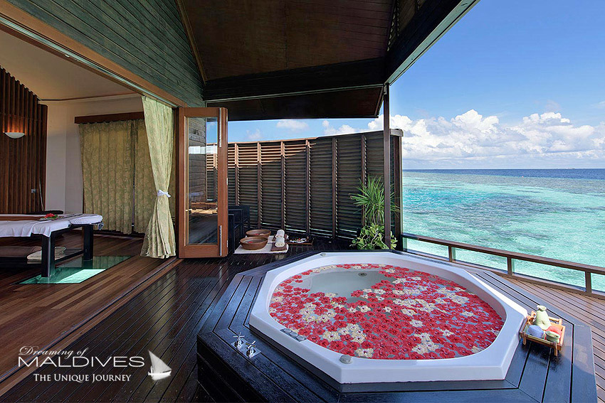 Lily Beach Maldives - spa